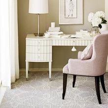 Фото из портфолио Дизайнерская коллекция ковров Barbara Barry – фотографии дизайна интерьеров на InMyRoom.ru