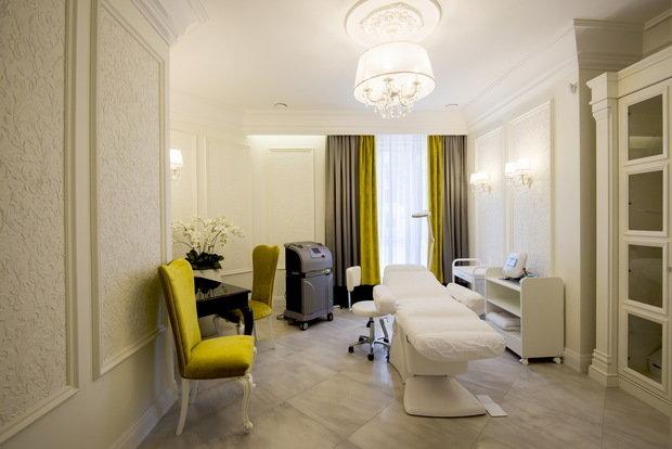 Фото из портфолио Дизайн интерьера клиники красоты «Belle Vie» – фотографии дизайна интерьеров на INMYROOM