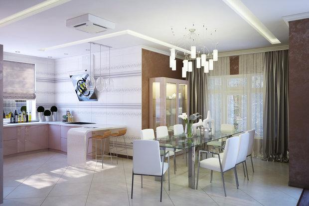 Фотография: Кухня и столовая в стиле Современный, Классический, Декор интерьера, Дом, Архитектура, Минимализм – фото на InMyRoom.ru