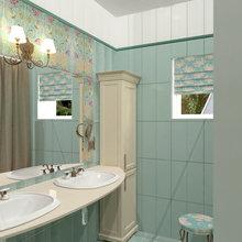 Фото из портфолио Проект загородного жилого дома.  – фотографии дизайна интерьеров на INMYROOM