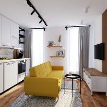 Фото из портфолио ЖК VEREN NEXT – фотографии дизайна интерьеров на INMYROOM