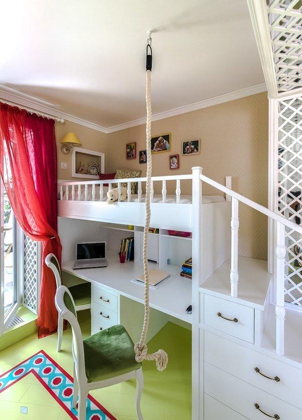 Фотография: Детская в стиле Классический, Современный, Декор интерьера, Интерьер комнат – фото на InMyRoom.ru