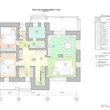 Фото из портфолио Парадная зона в загородном доме(200 кв. м.) – фотографии дизайна интерьеров на INMYROOM