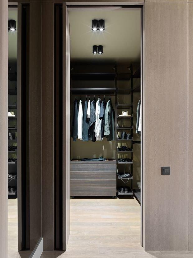 Фото из портфолио Квартира 70м на Алексеевской – фотографии дизайна интерьеров на INMYROOM