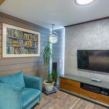 Фото из портфолио Загородный 5-ти уровневый дом из клееного бруса – фотографии дизайна интерьеров на INMYROOM