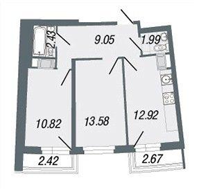 Помогите с дизайном квартиры