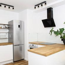 Фото из портфолио Квартира на Парнасе 40 м – фотографии дизайна интерьеров на INMYROOM
