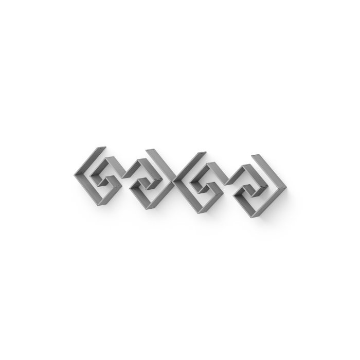 Полка Flex Shelf Set 187