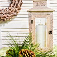Фотография: Декор в стиле Кантри, Декор интерьера, Дом, Аксессуары, Праздник, Новый Год – фото на InMyRoom.ru