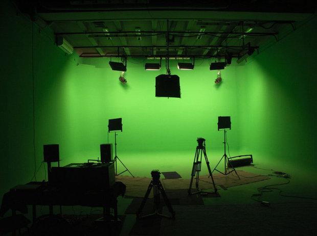 Планировка видео-студии