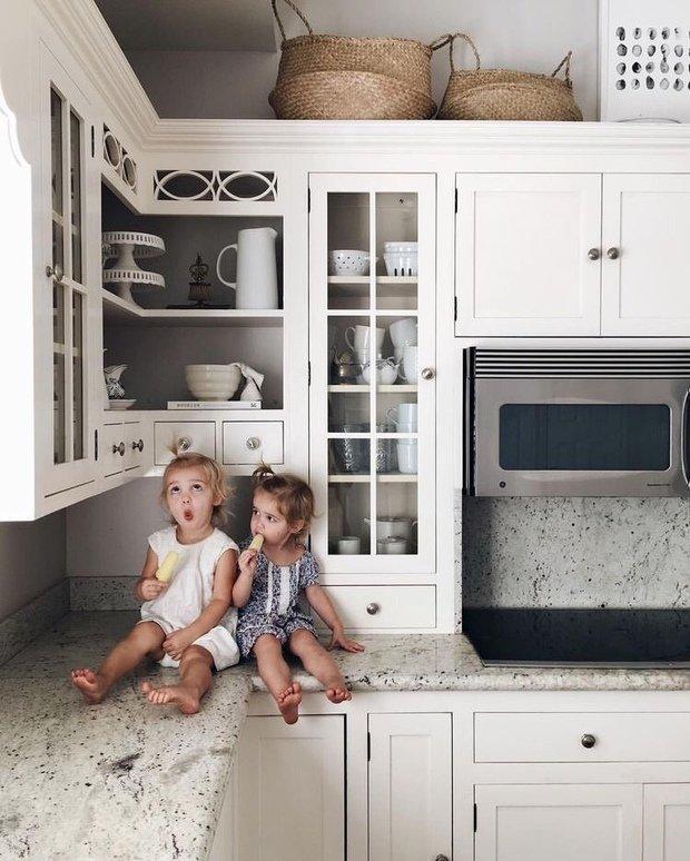 Фотография:  в стиле , Кухня и столовая, Советы, Finish – фото на InMyRoom.ru