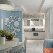 Фото из портфолио Дизайн-проект двухкомнатной квартиры м. Чертановская – фотографии дизайна интерьеров на INMYROOM