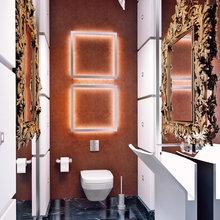 Фото из портфолио Частный бассейный комплекс. 300 м2. - Вариант 2 – фотографии дизайна интерьеров на INMYROOM