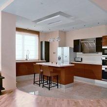 Фото из портфолио кухня, гостиная – фотографии дизайна интерьеров на InMyRoom.ru