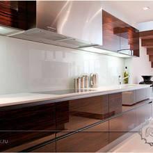 Фото из портфолио ❤ Элитный дом с бассейном на Рублевке – фотографии дизайна интерьеров на INMYROOM