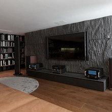 Фотография: Гостиная в стиле Лофт, Дом, Дома и квартиры – фото на InMyRoom.ru