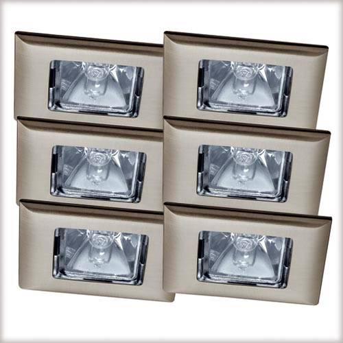 Уличный светильник (в комплекте 6 шт.) Paulmann Premium Quadro