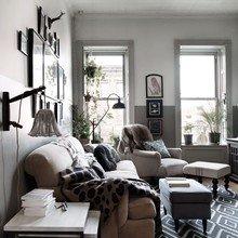 Фото из портфолио Вернуть оригинальные черты дома... Винтаж! – фотографии дизайна интерьеров на INMYROOM