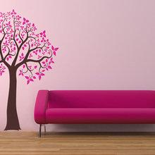 Фотография: Мебель и свет в стиле Современный, Квартира, Цвет в интерьере, Дома и квартиры – фото на InMyRoom.ru