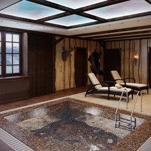 Фото из портфолио Интерьер для отдыха в стиле шале. – фотографии дизайна интерьеров на INMYROOM
