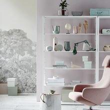 Фото из портфолио Бюджетный Дизайн  в пастельных тонах – фотографии дизайна интерьеров на INMYROOM