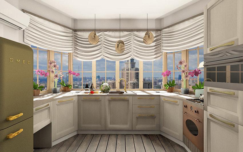 Фотография: Кухня и столовая в стиле Лофт, Проект недели, Москва, Ирина Васильева – фото на InMyRoom.ru