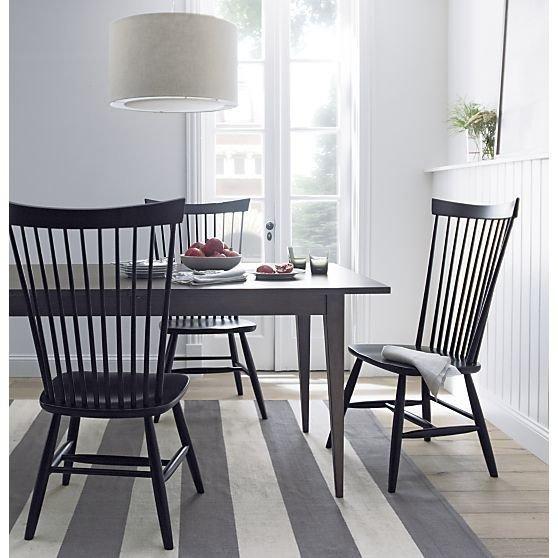 Фотография: Кухня и столовая в стиле Скандинавский, Декор интерьера, Дизайн интерьера, Цвет в интерьере, Белый, Синий, Серый – фото на InMyRoom.ru