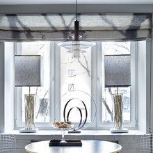 Фото из портфолио 50 оттенков серого в интерьере – фотографии дизайна интерьеров на INMYROOM