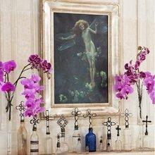 Фотография: Декор в стиле Кантри, Классический, Современный, Дом, Дома и квартиры, Интерьеры звезд – фото на InMyRoom.ru