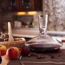 Декантер для молодого вина классической формы