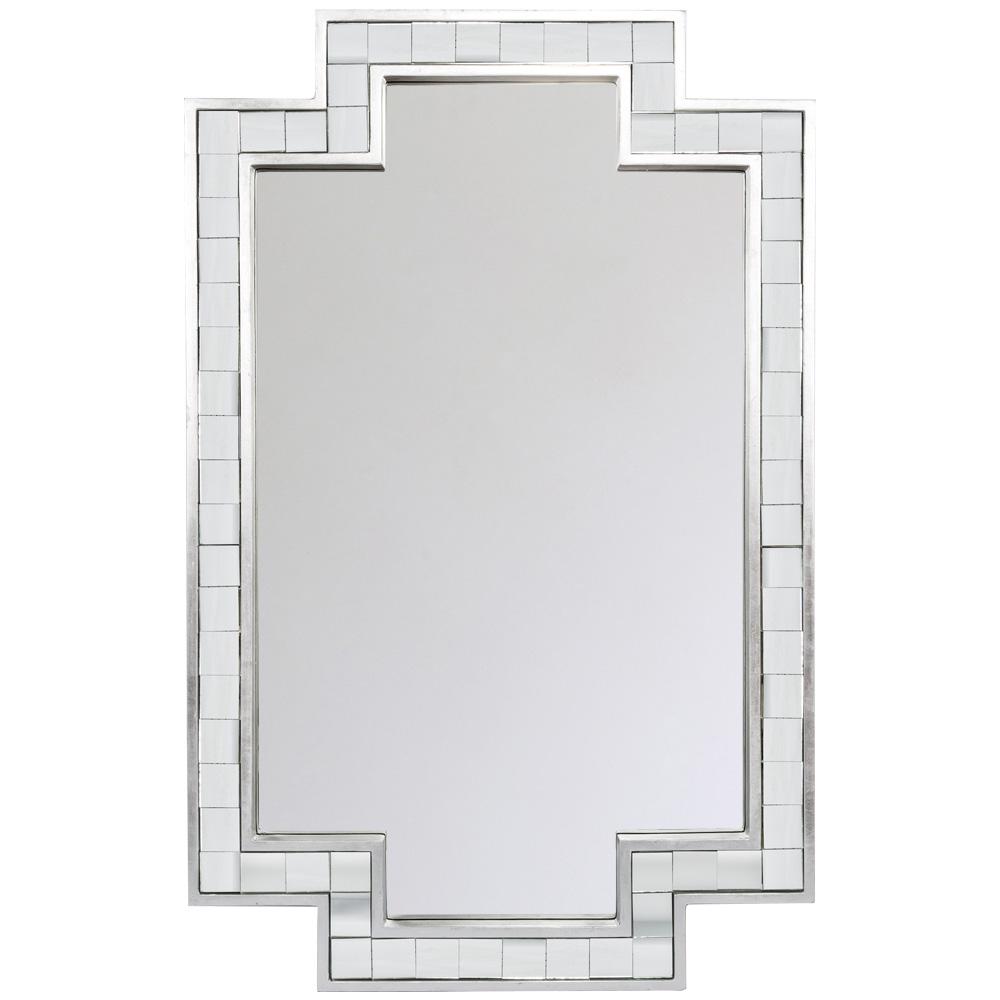 Купить Настенное зеркало гаспер в зеркальной раме, inmyroom, Россия