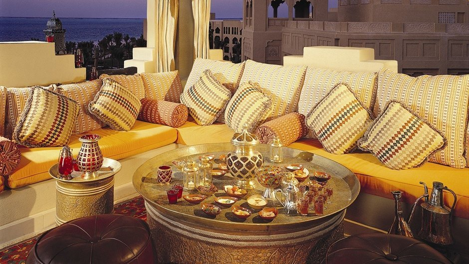 Фотография: Балкон, Терраса в стиле Современный, Восточный, Декор интерьера, Квартира, Дом, Дизайн интерьера – фото на InMyRoom.ru