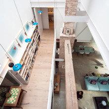 Фото из портфолио Новый частный дом в Барселоне – фотографии дизайна интерьеров на InMyRoom.ru