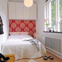 Фотография: Спальня в стиле Скандинавский, Квартира, Мебель и свет, Советы, Ремонт на практике – фото на InMyRoom.ru
