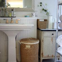 Фотография: Ванная в стиле Кантри, Современный, Интерьер комнат – фото на InMyRoom.ru