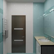 Фото из портфолио Квартира в современном стиле с нотками Скандинавии – фотографии дизайна интерьеров на INMYROOM