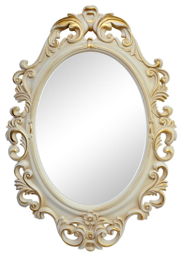 Купить Настенное зеркало в винтажной раме, inmyroom, Россия