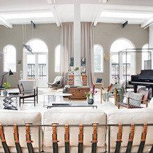 Фото из портфолио  Интерьер в стиле LOFT как культ свободного пространства – фотографии дизайна интерьеров на INMYROOM