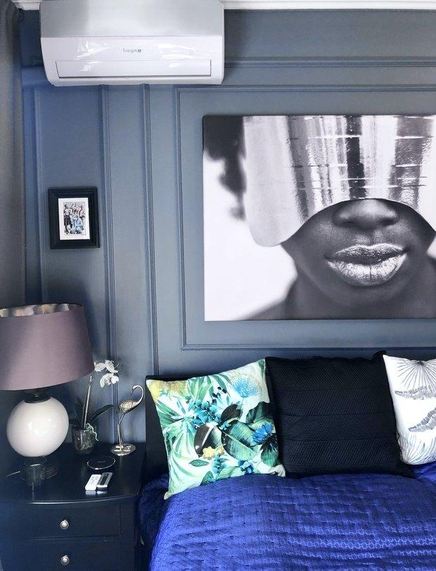 Фотография: Спальня в стиле Современный, Декор интерьера – фото на INMYROOM