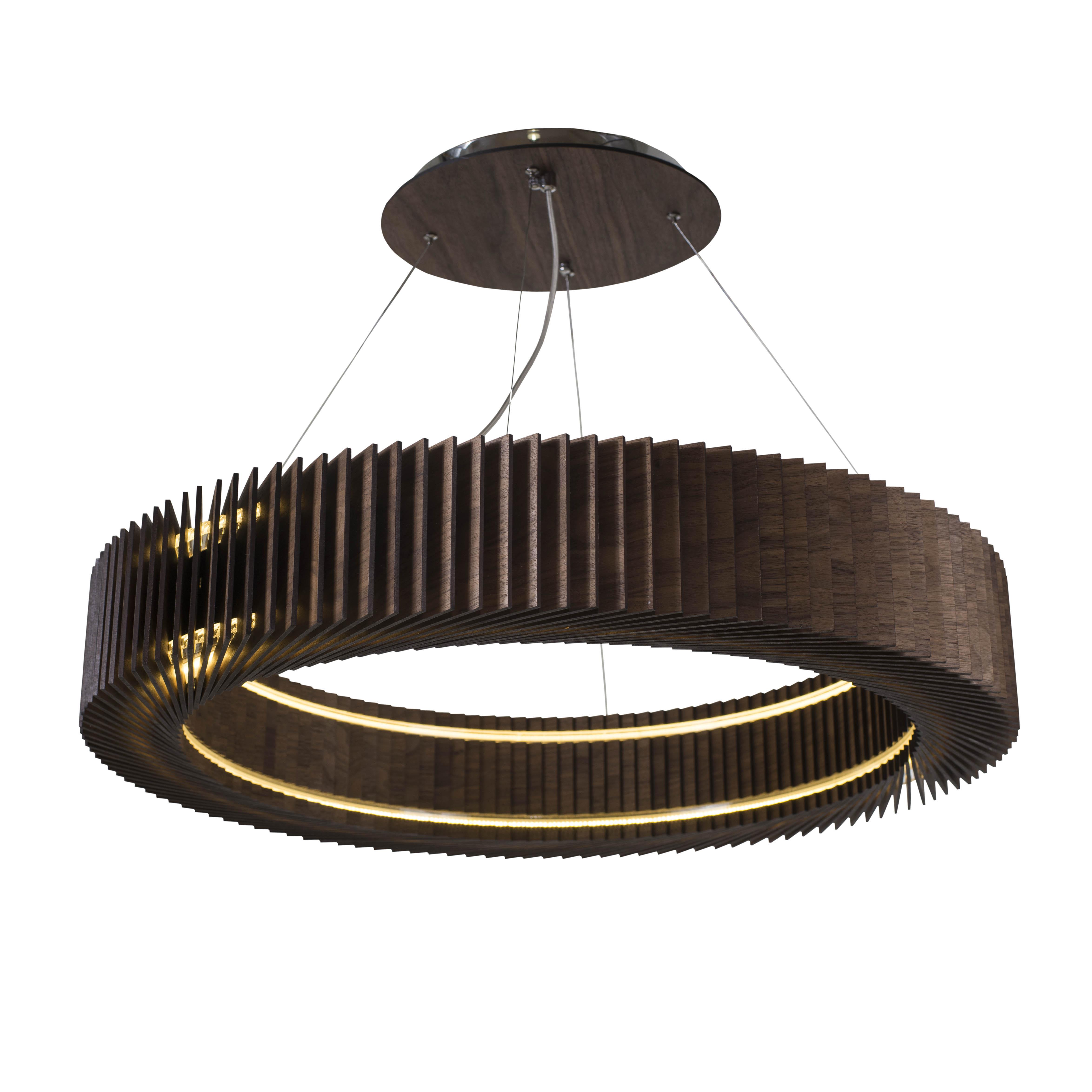 Подвесной светильник синхротрон