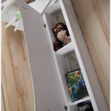 Фото из портфолио Декоративное дерево-стеллаж для детской комнаты – фотографии дизайна интерьеров на InMyRoom.ru