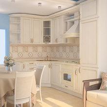 Фото из портфолио Кухня в венецианском стиле – фотографии дизайна интерьеров на INMYROOM