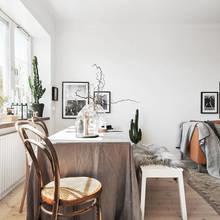 Фото из портфолио Традиционный скандинавский интерьер... – фотографии дизайна интерьеров на INMYROOM
