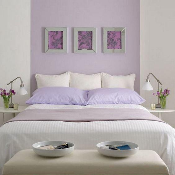 Фотография: Спальня в стиле Современный, Декор интерьера, Зеленый, Бежевый, Серый, Розовый, Голубой – фото на InMyRoom.ru