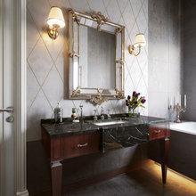 Фото из портфолио Дизайн интерьера дома в Борисове – фотографии дизайна интерьеров на INMYROOM