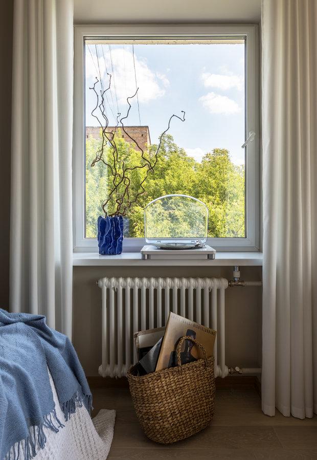 Фотография: Спальня в стиле Эко, Современный, Малогабаритная квартира, Квартира, Студия, Проект недели, Москва, Кирпичный дом, до 40 метров, Анастасия Рыкова, S-Style – фото на INMYROOM