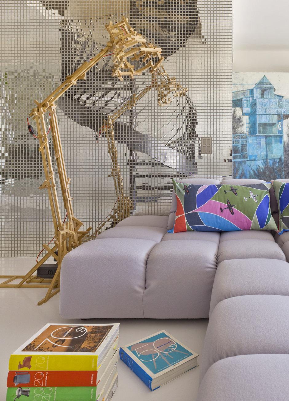 Фотография:  в стиле , Квартира, Проект недели, 4 и больше, Более 90 метров, Елена Соловьева – фото на InMyRoom.ru