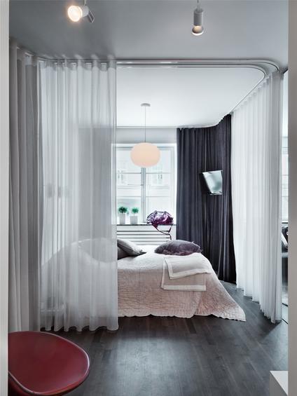 Фотография: Спальня в стиле Современный, Скандинавский, Декор интерьера, Квартира, Дома и квартиры – фото на InMyRoom.ru