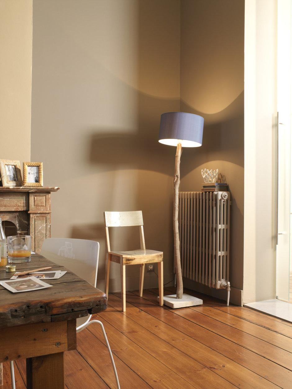 Фотография: Мебель и свет в стиле Лофт, Декор интерьера, Дизайн интерьера, Цвет в интерьере, Бежевый, Dulux – фото на InMyRoom.ru