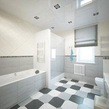 Фото из портфолио Квартира на Державина – фотографии дизайна интерьеров на InMyRoom.ru